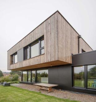 Maison cubique cologique maison cologique ecological house pinterest maison cubique - Maison modulaire espagnole ...