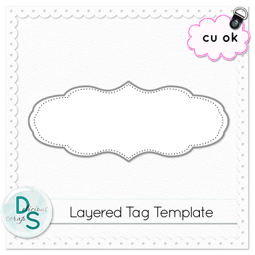 Delicious scraps new cu layered tag templates 2 in the shop and delicious scraps new cu layered tag templates 2 in the shop and free cu tag sampler party pinterest tag templates label templates and template stopboris Images