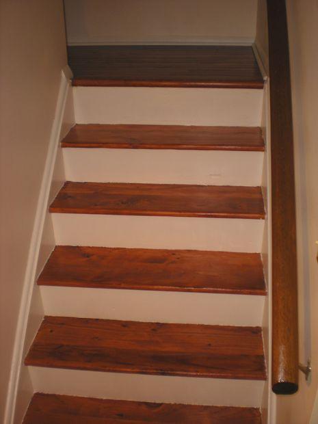Best Refinishing An Hardwood Staircase Refinish Stairs 400 x 300