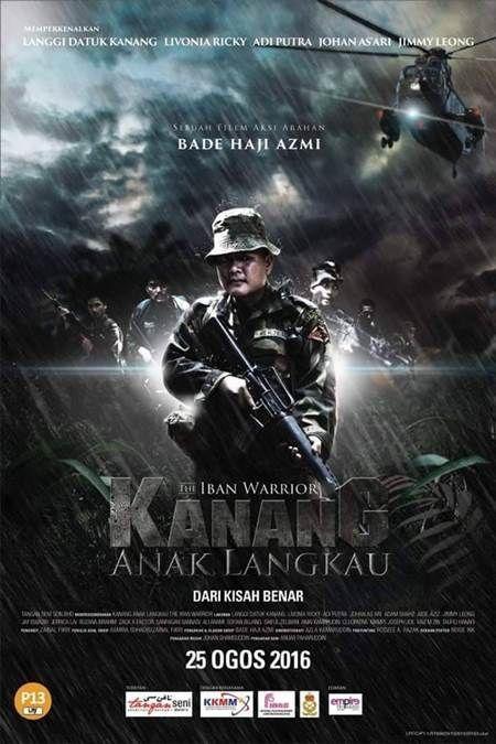Kanang Anak Langkau The Iban Warrior 2016 watch full Malaysia Film top free movie stream online or download for free, Kanang Anak Langkau: The Iban Warrior