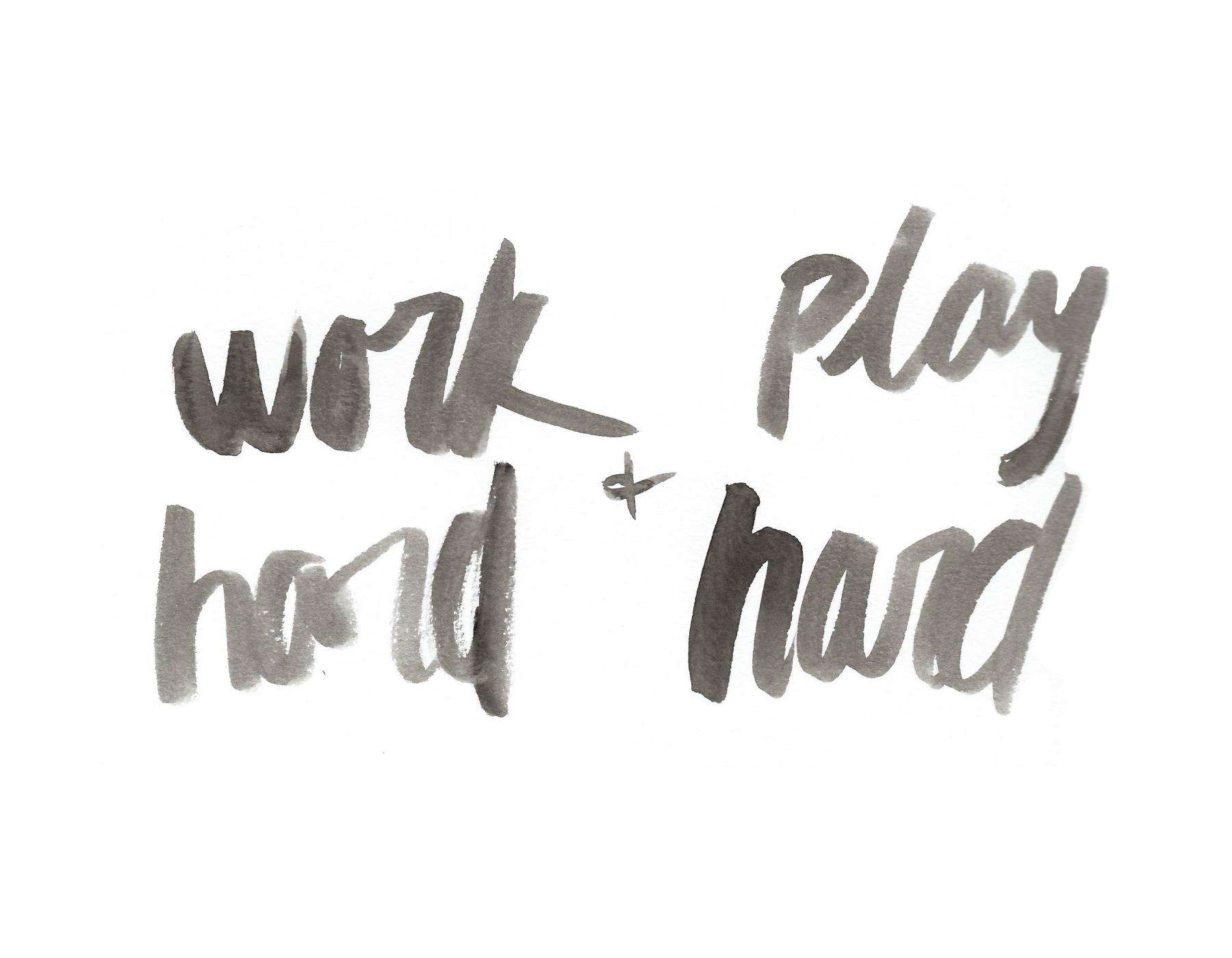 Work Hard Play Hard Tlp Written Desktop Wallpaper Laptop
