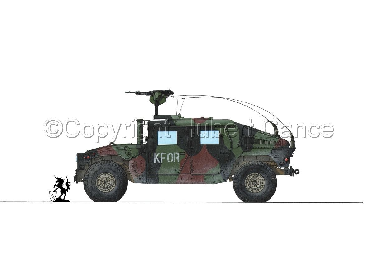 Amc M1114 Up Armored Hmmwv Military Vehicles Army Truck Army Usa