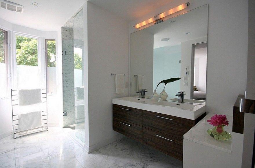 27 Bathroom Mirror Ideas For Different Effect Talkdecor In 2020