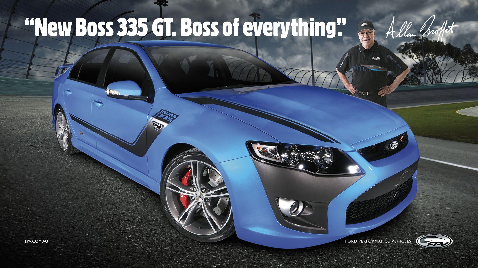 Fpv Gt Boss 335 Aussie Muscle Cars Hot Rods Cars Muscle Australian Cars