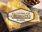 Cómo hacer crujiente de queso   – Comida – #Comida #Cómo #crujiente #hacer #qu…