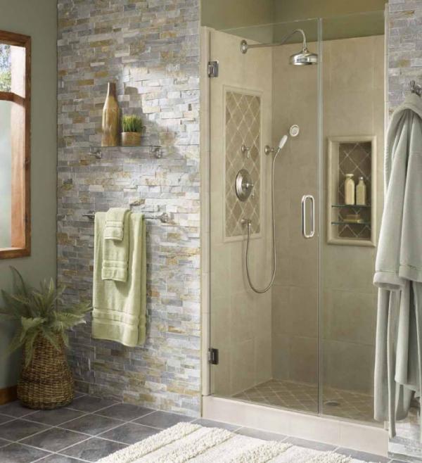 American Bath Factory Single Threshold Panel Showeravailable Fair Lowes Bathroom Tile Designs Inspiration Design