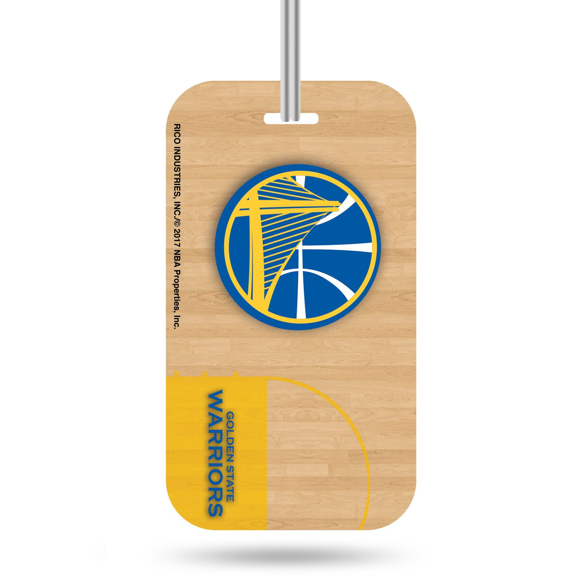 Golden State Warriors Luggage Tag | Golden state warriors and Products