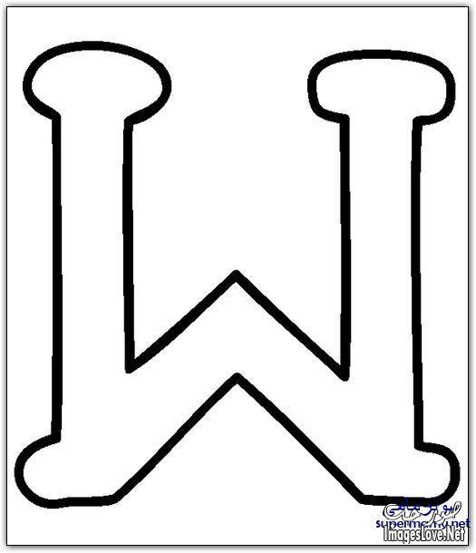 نتيجة بحث الصور عن حروف الانجليزي للتلوين Alphabet Coloring Pages Letters Lettering Alphabet