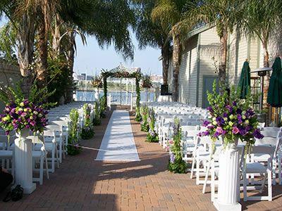 Long Beach Weddings Reef Restaurant Wedding Venues Rehearsal Dinner Location 90802