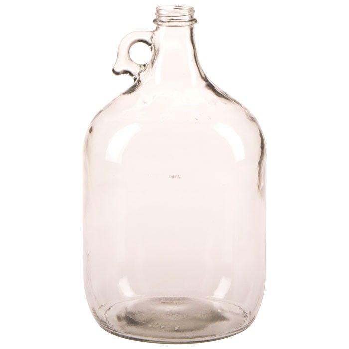 1 Gallon Glass Jug Midwest Supplies Glass Jug Jugs Glass Growler