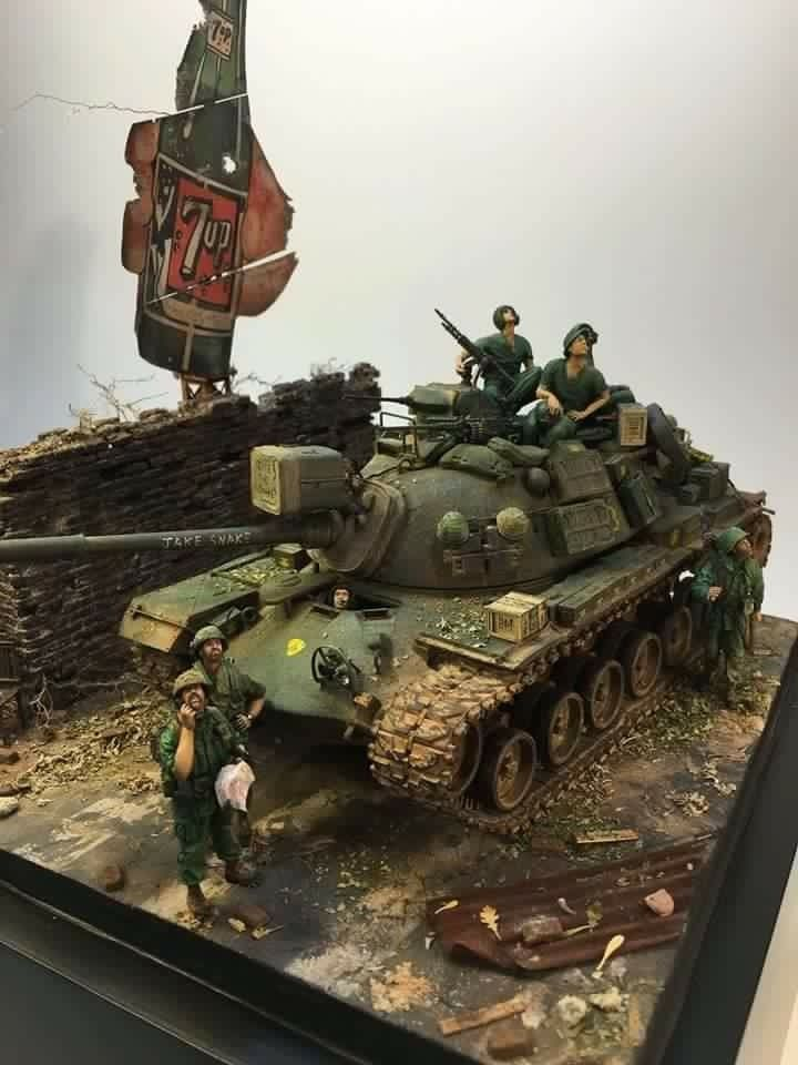 Pin by Gerald Hodge on Diaramas/models | Military diorama
