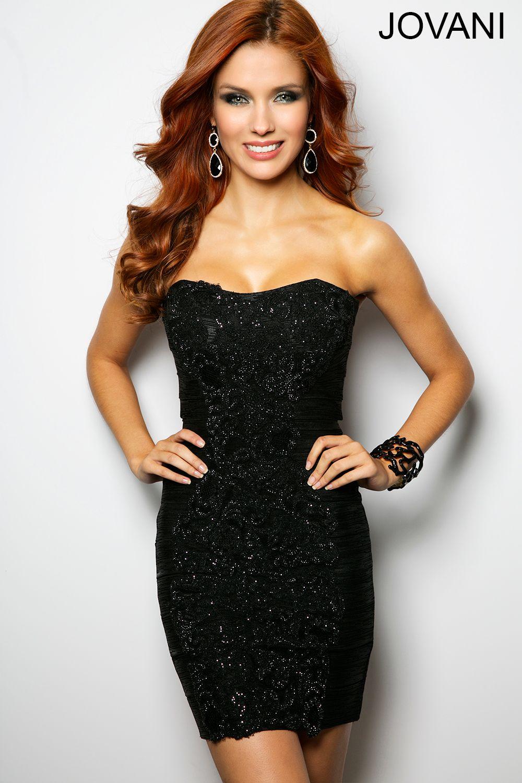 Jovani Style 20878 http://www.jovani.com/black-dresses | Jovani ...