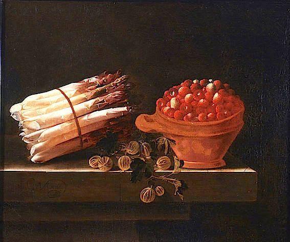 A Still Life Collection: Adriaen Coorte (1665–1707)