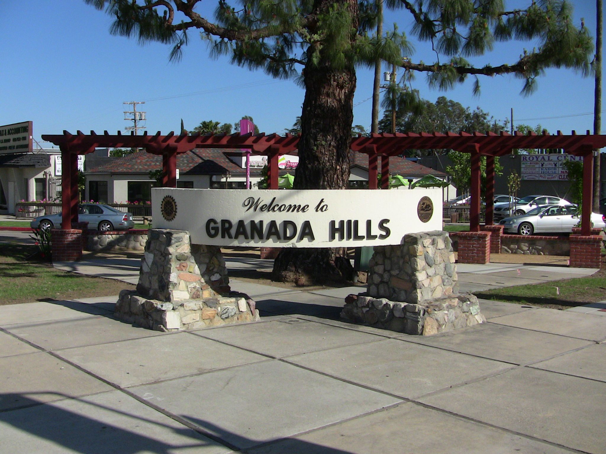 """Granada Hills was founded in 1926 (as """"Granada;"""" the """"Hills"""" was added 15 years later) and started out as a dairy farm and orchard known as the Sunshine Ranch."""