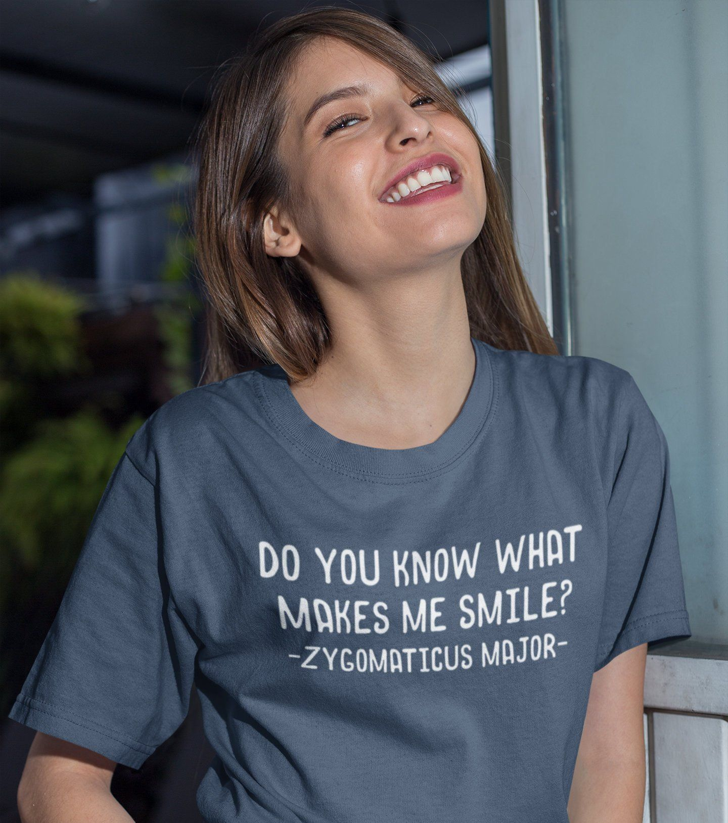 Do you know what makes me smile? zygomaticus major, dental