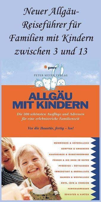 Photo of Mein Reiseführer Allgäu mit Kindern ist erschienen!