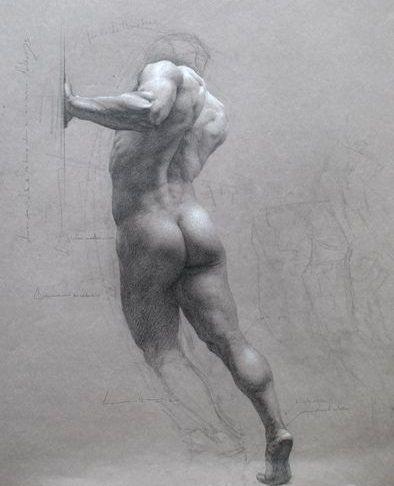 Academic Nude 93