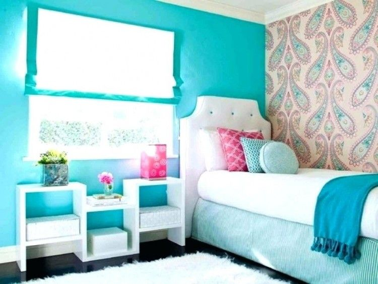 Neon Blue Bedroom Ideas Tween