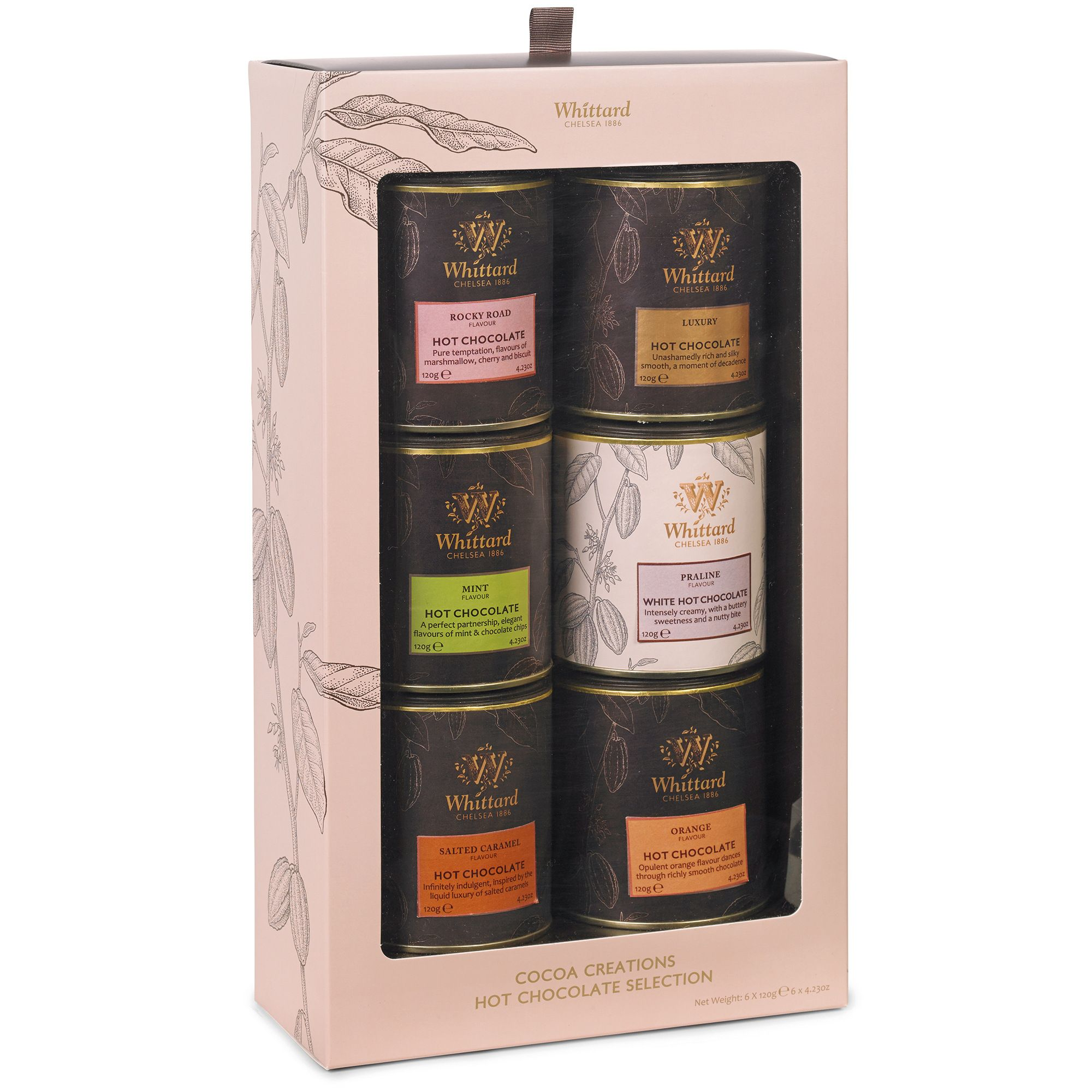 cocoa creations hot chocolate gift set hot chocolate gifts