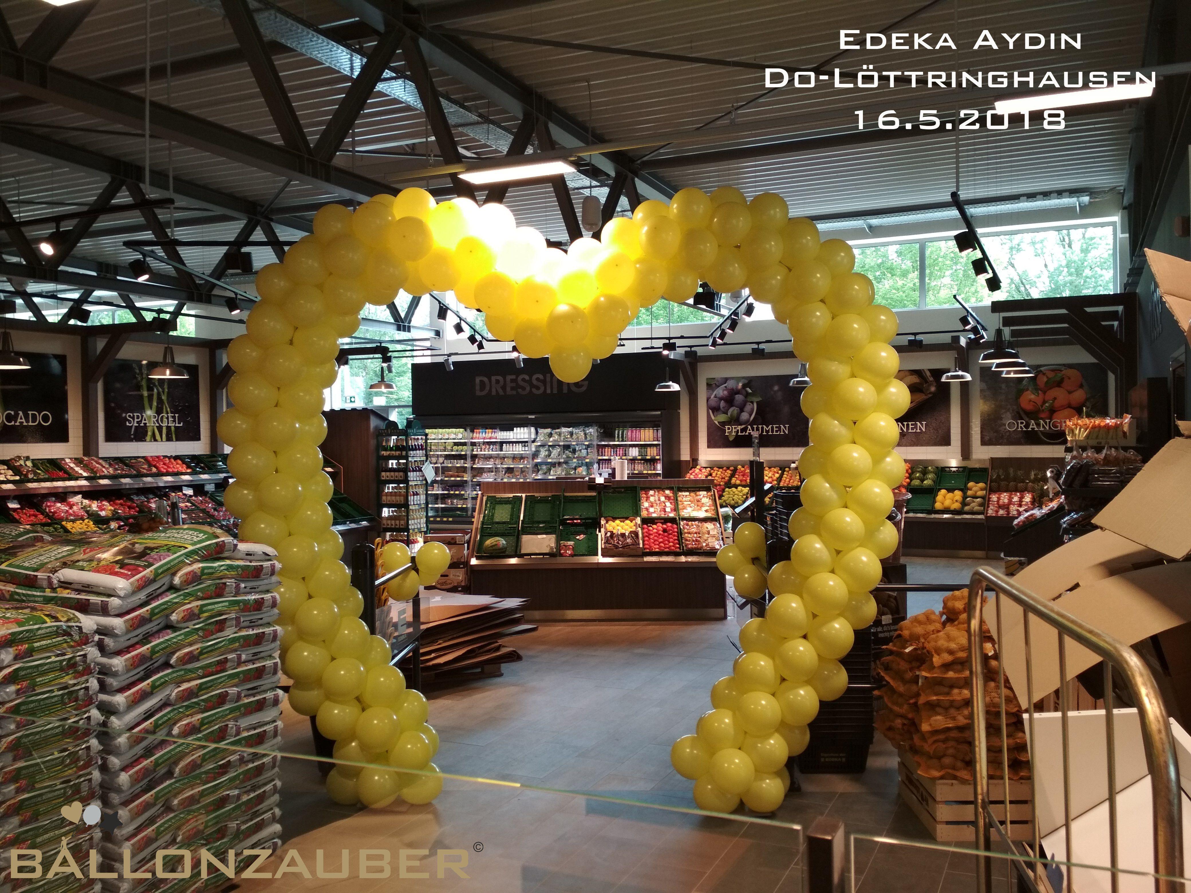 Edeka Luftballons