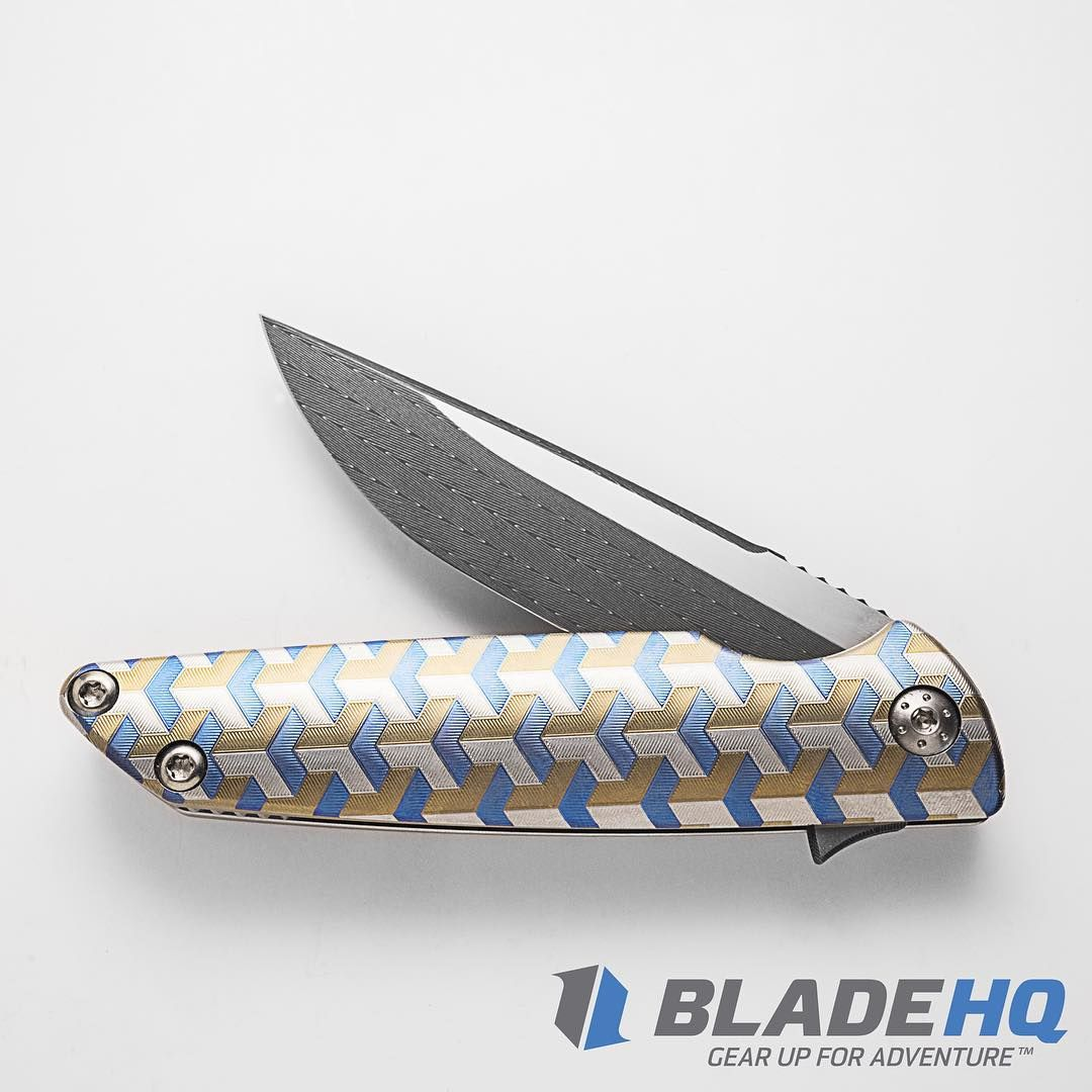 """""""Now up on the site! Sharp By Design customs from the USN show! Go check them out on the new arrivals page! #bladehq #everydaycarry #knifecommunity…"""""""