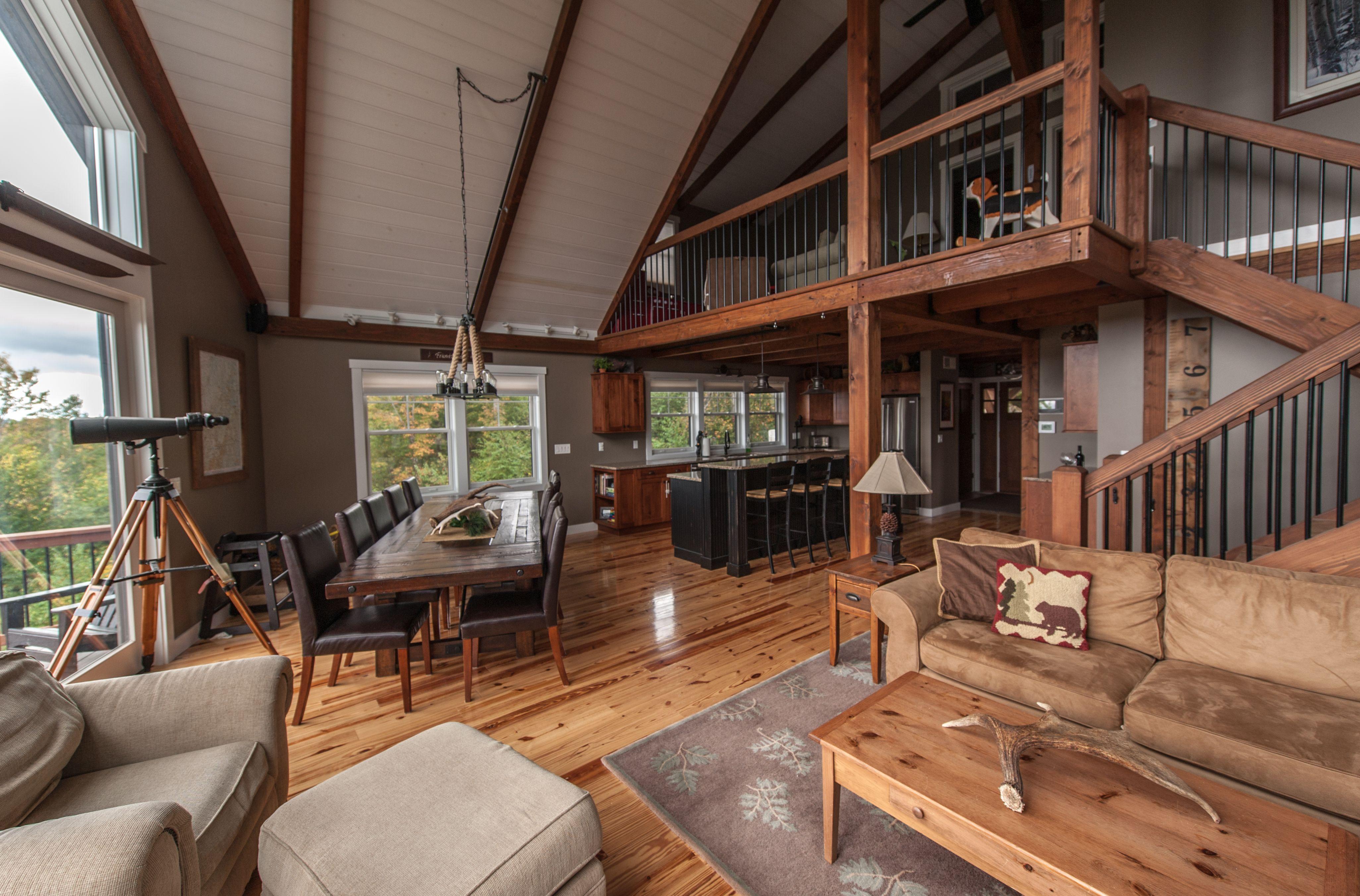 pole barn home interior photos Morton Pole Barn Houses http