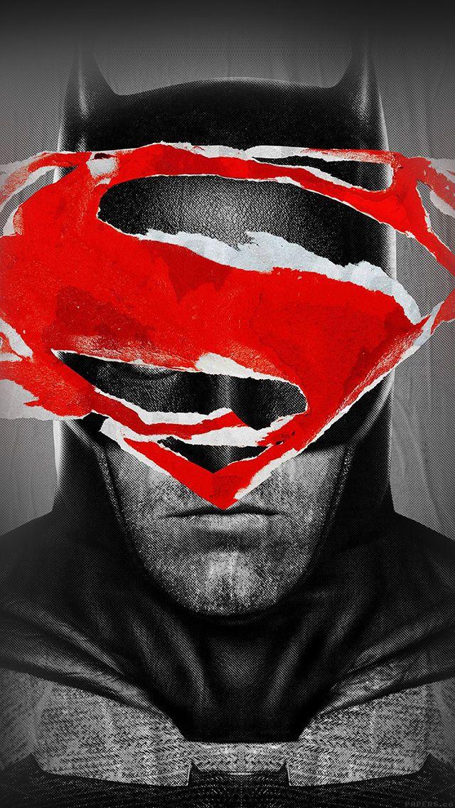 Al71 Batman Superman Poster Art Film Hero Batman V Superman