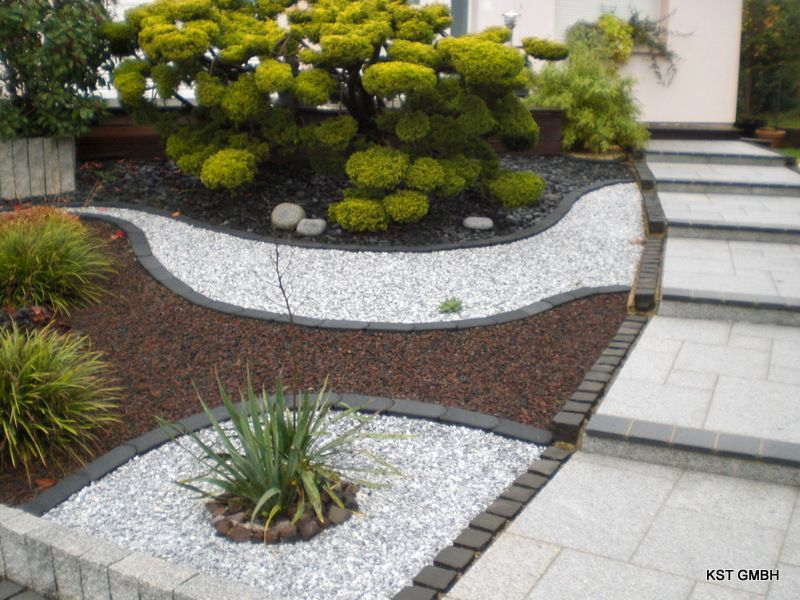 afficher limage dorigine - Jardin Paysager Avec Galets