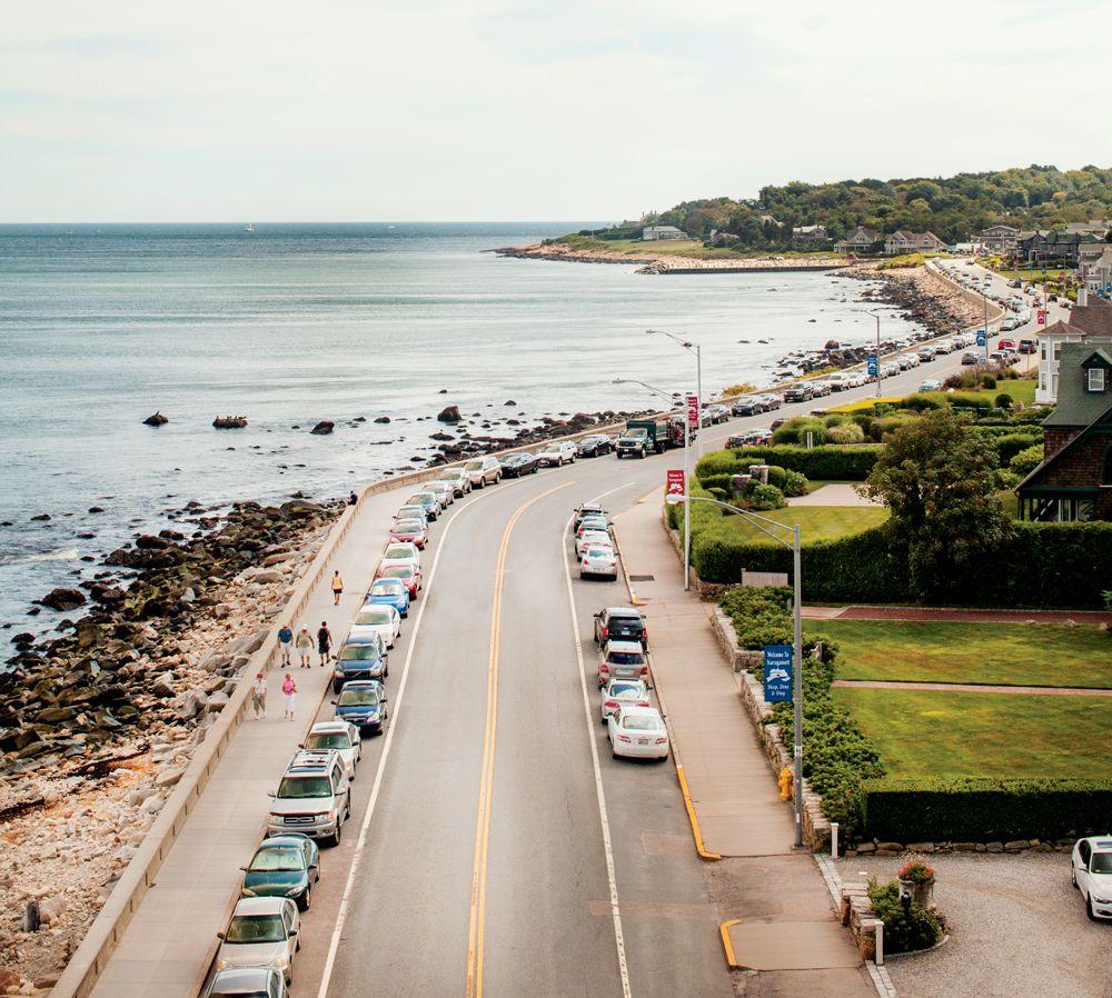 Rhode Island Beaches: Narragansett, Rhode Island