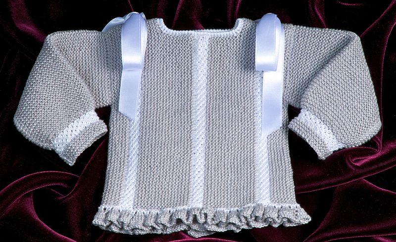 Como hacer un jerseys de beb imagui ropa de bebes - Como hacer un jersey de punto ...