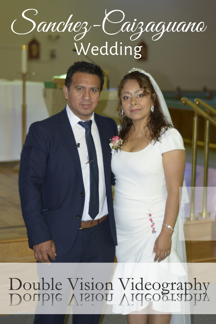 What a wonderful wedding in which I had the pleasure of