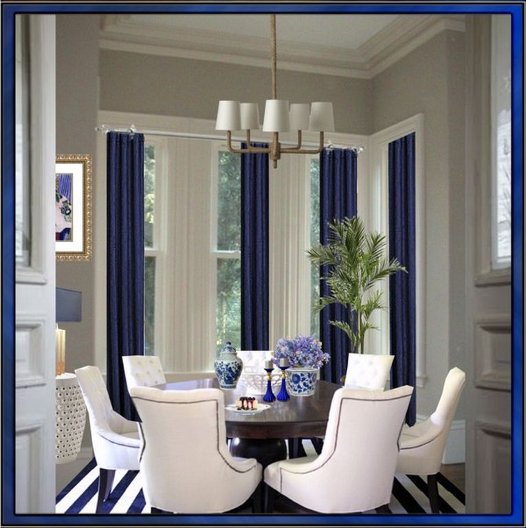 Best Formal Dining Room Round Table 108 Blue Living Room 640 x 480
