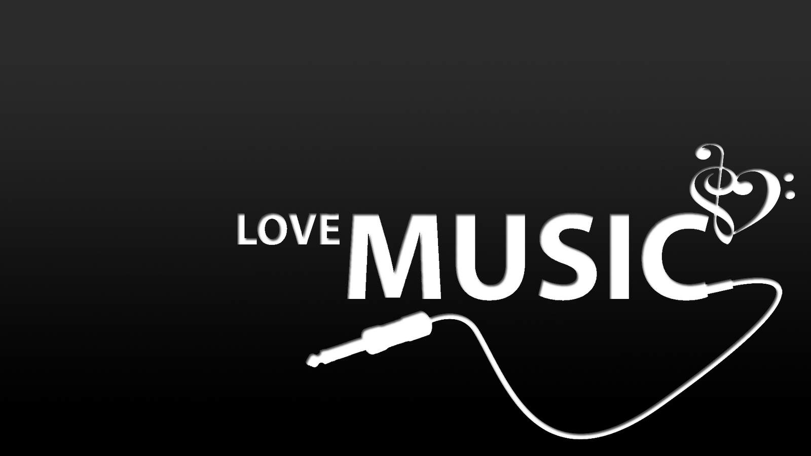 I Love Music Wallpaper Hd Image Wallpaper Collections