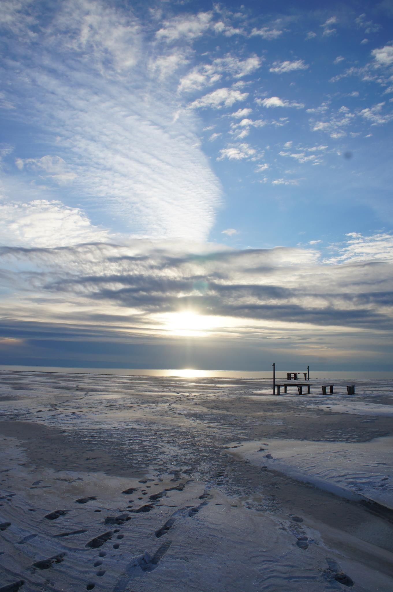 Isle Of Amrum In Winter Germany Urlaub Nordsee Urlaub Amrum