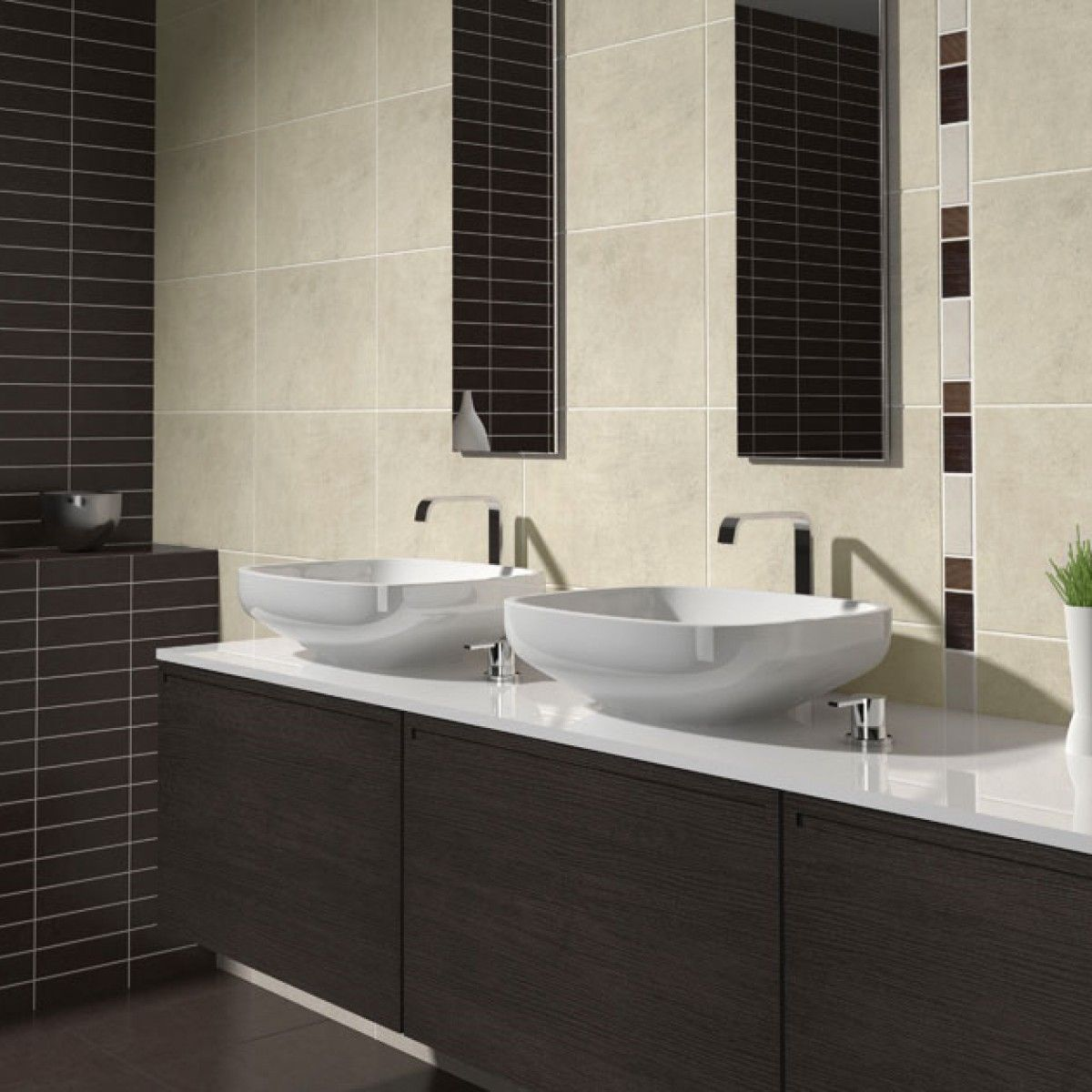 Fiore Marfil Wall - 400mm x 250mm | Bathroom Tiles | Pinterest ...