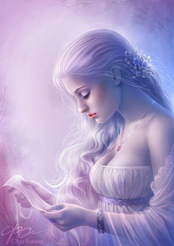 cute and beautiful fantasy - photo #44