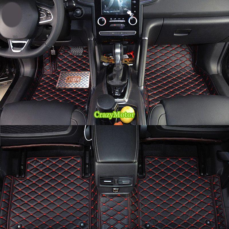Car Floor Mats For Renault Koleos 2017 Car Floor Mats Interior