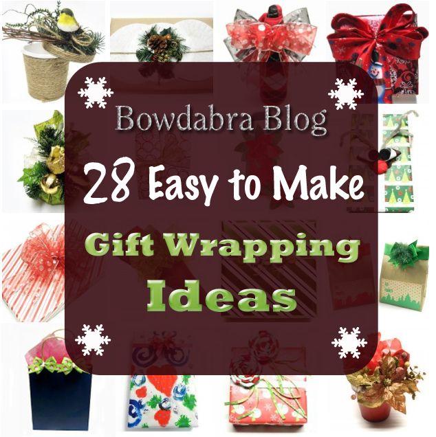 Christmas gift ideas diy easy halloween