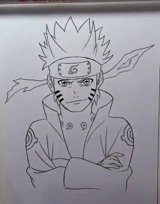 Pin By Art On Naruto Naruto Sketch Naruto Sketch Drawing Naruto Drawings Easy