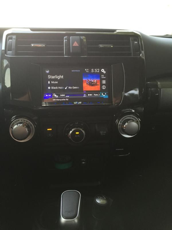 Trd Pro Aftermarket Stereo Page 2 Toyota 4runner Forum Largest 4runner Forum 4 Runner