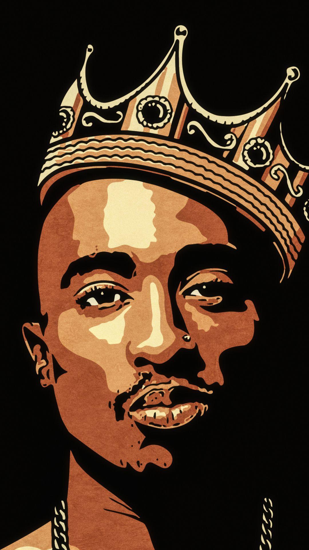 Lbcloomis Wallpaper Hd New Wallpaper Cartoon Wallpaper Tupac Shakur In 2020 Rapper Art Tupac Art 2pac Art