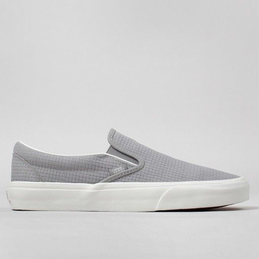 e7616d77db Buy Vans Classic Slip On Shoes - (Braided Suede) Wild Dove from Urban  Industry