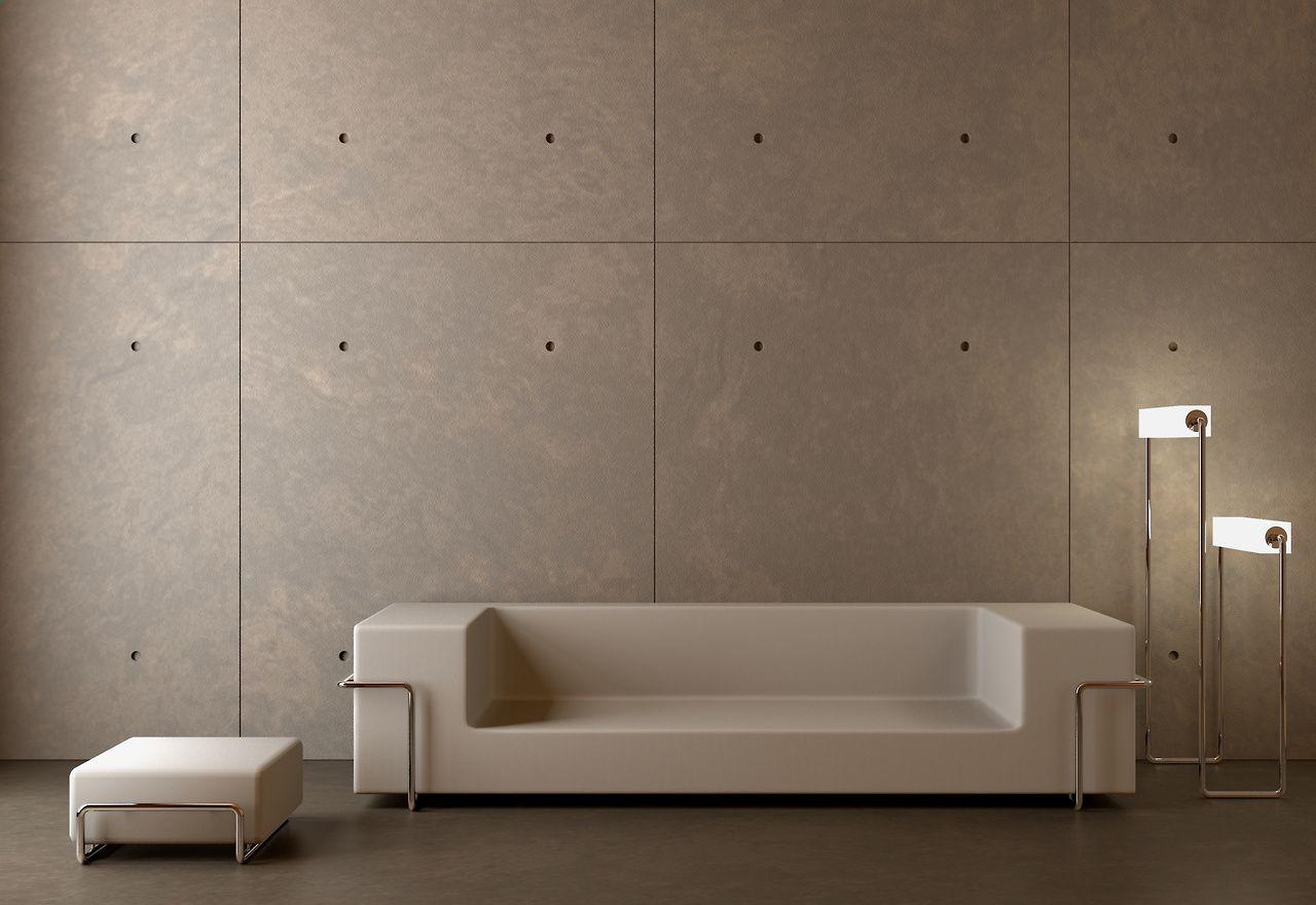 Earthanatomy Faux Concrete Wall Concrete Wall Panels Concrete Wall