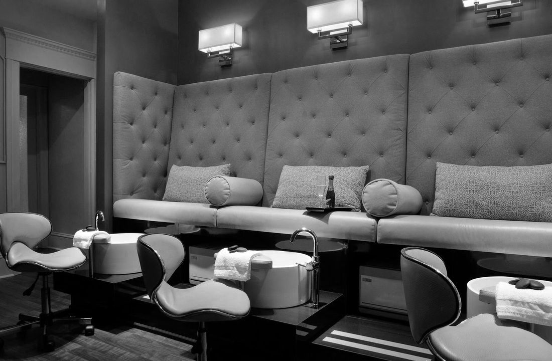 Our Premium Spa Pedicure Benches For Todays Pedicure