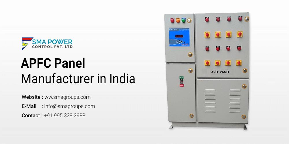 Apfc Panel Manufacturer In India Capacitor Control Panels In Delhi Ncr Control Panels Paneling Manufacturing