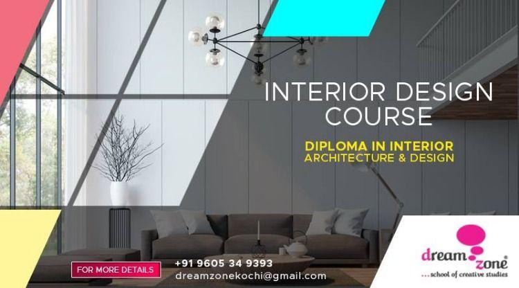 Dreamzone Is A Creative Skill Development Initiative Of Cadd Centre Training Services Private Limited Interior Design Courses Design Development Design Course