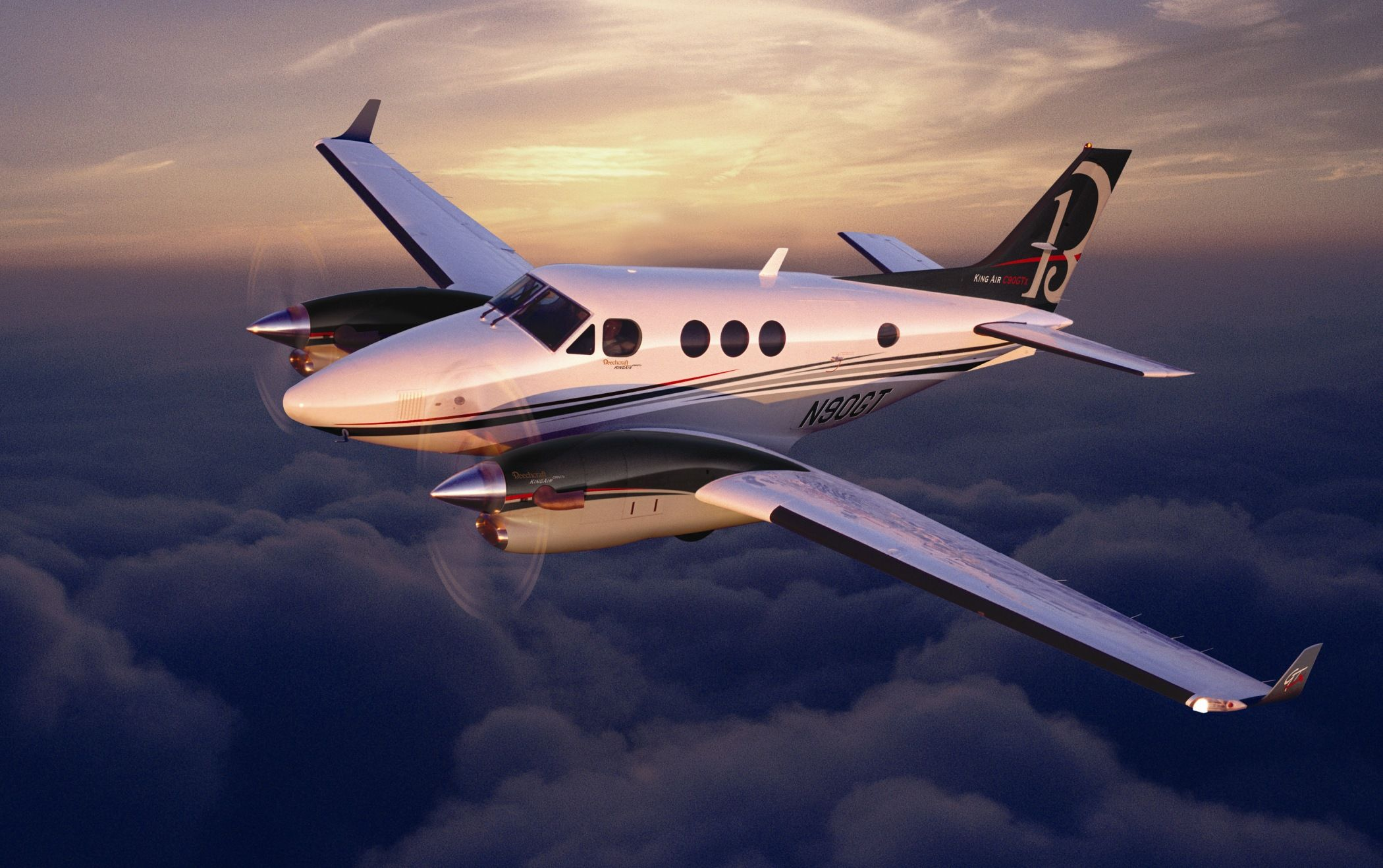 King Air Private aircraft, Pilot training