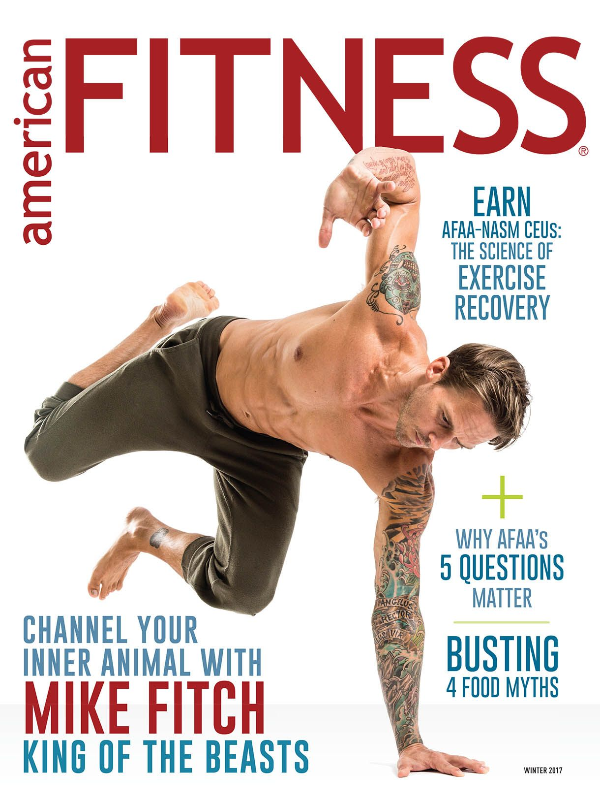 Mike Fitch (With images) Fitness magazine, Food myths