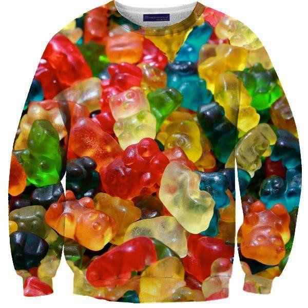 gummy bears !