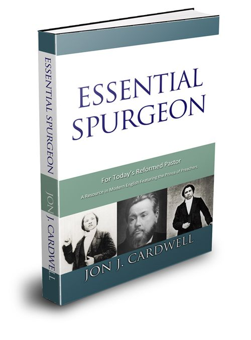 Essential Spurgeon for Today's Reformed Pastor is available in paperback for only $14.95
